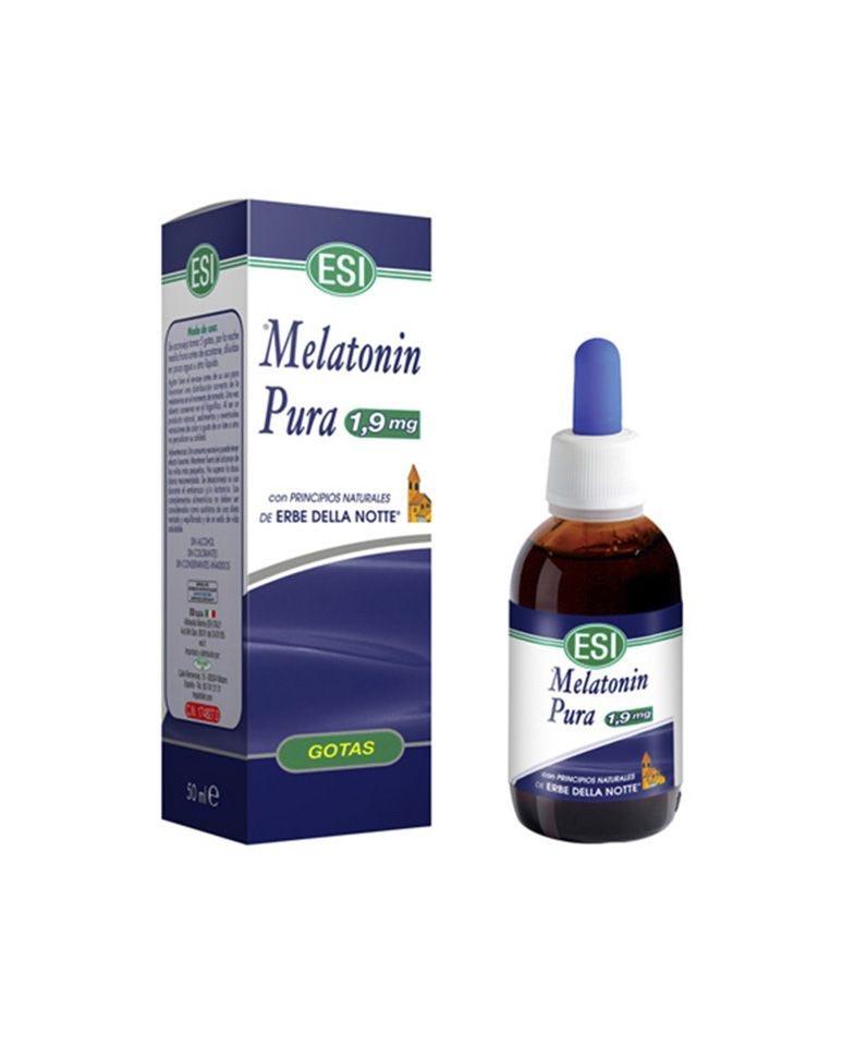 Melatonina 1,9 Liquida Erbe De La Note Esi 50Ml