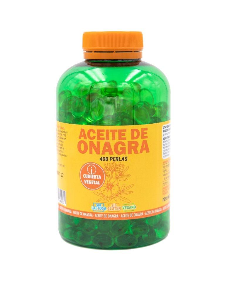Aceite De Onagra En Perlas De 500Mg Terra Verda 400Uds