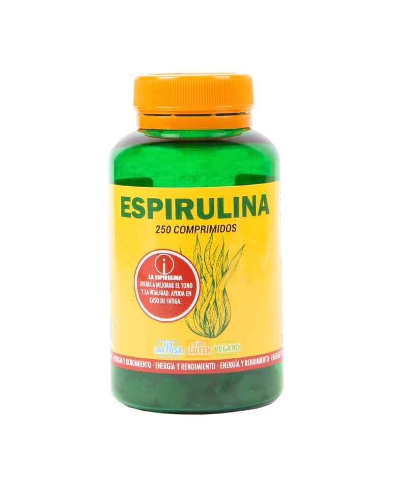 Espirulina Terra Verda 250Uds