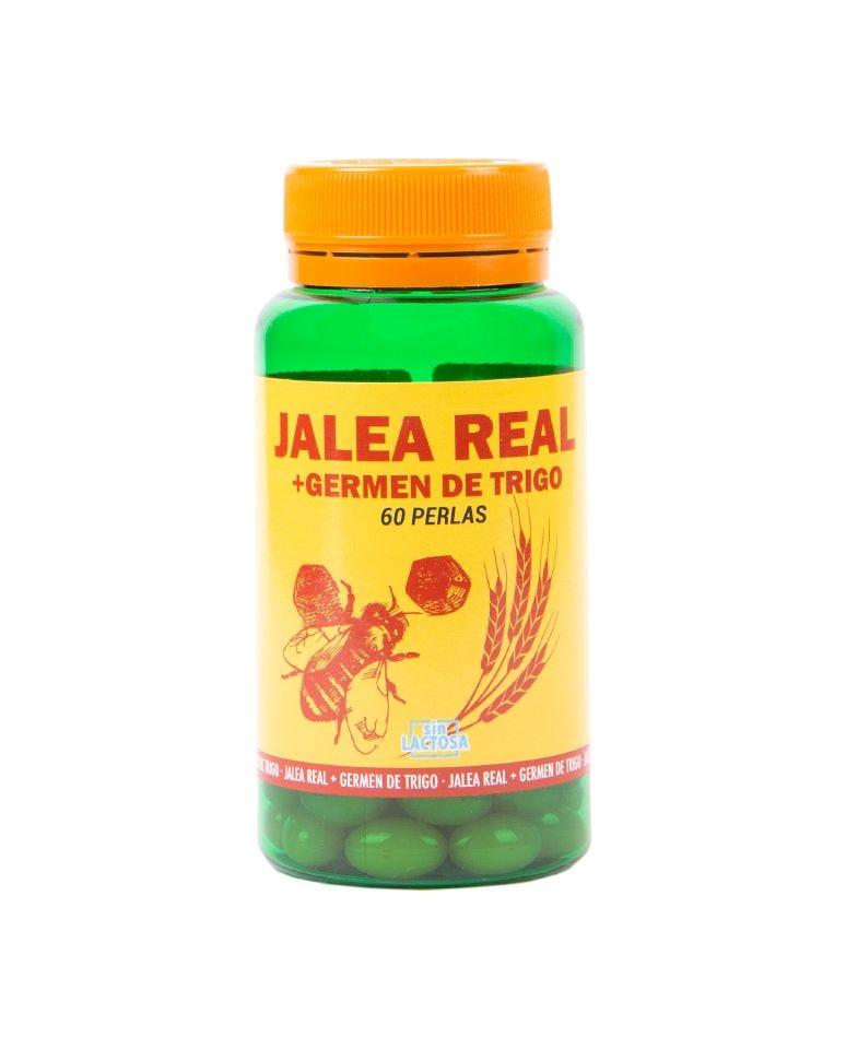 Jalea Real Con Germen Trigo Terra Verda 60Uds