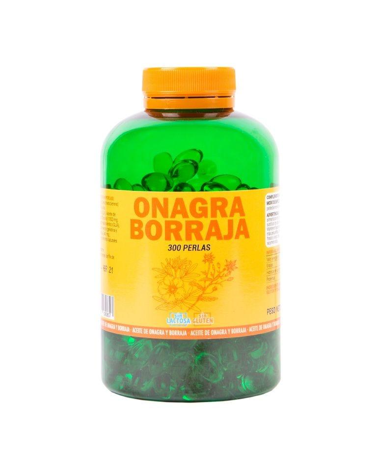 Aceite De Onagra Y Borraja 500 Mg Terra Verda 300Uds