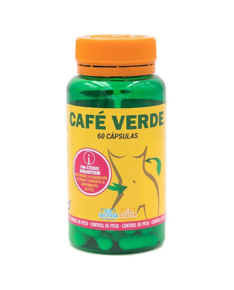 Café Verde Terra Verda 60Uds