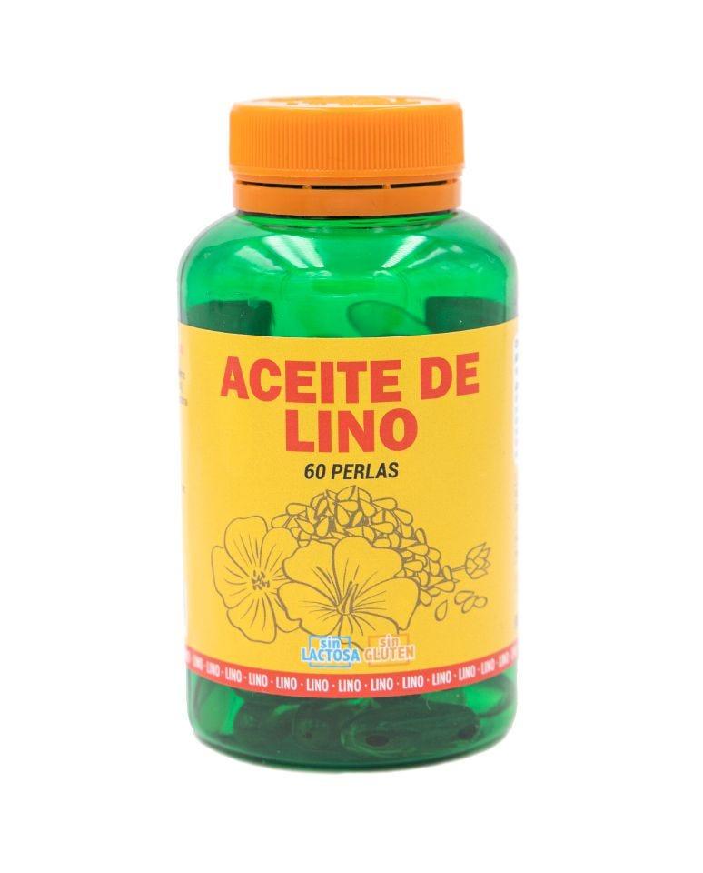 Aceite De Lino En Perlas De 1G Terra Verda 60Ud