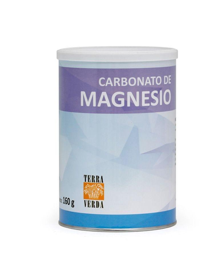 Carbonato De Magnesio Terra Verda 160G