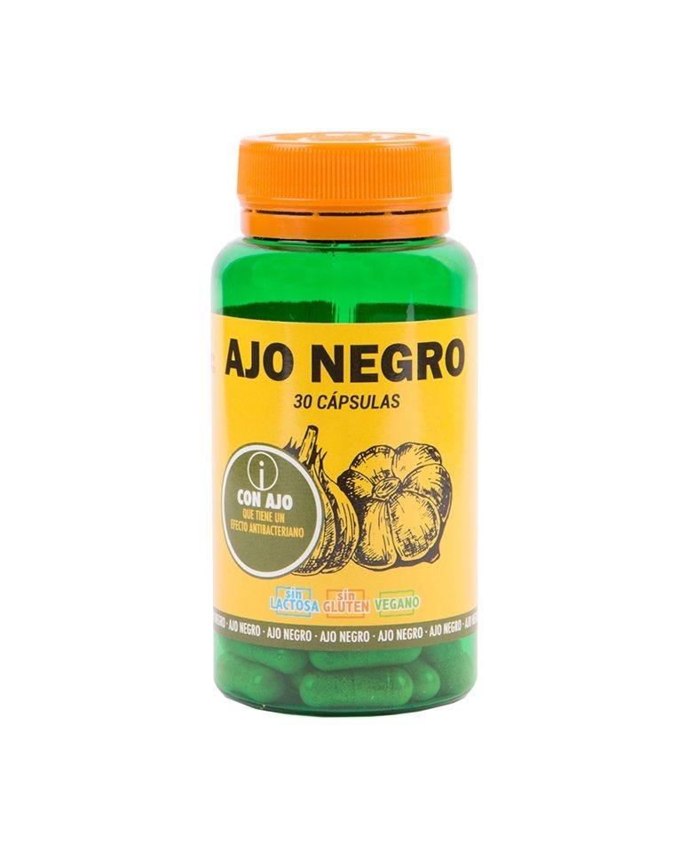 Ajo Negro En Cápsulas Terra Verda 30Uds
