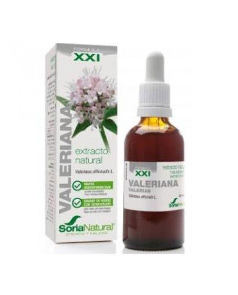 Extracto Valeriana Soria Natural 50Ml