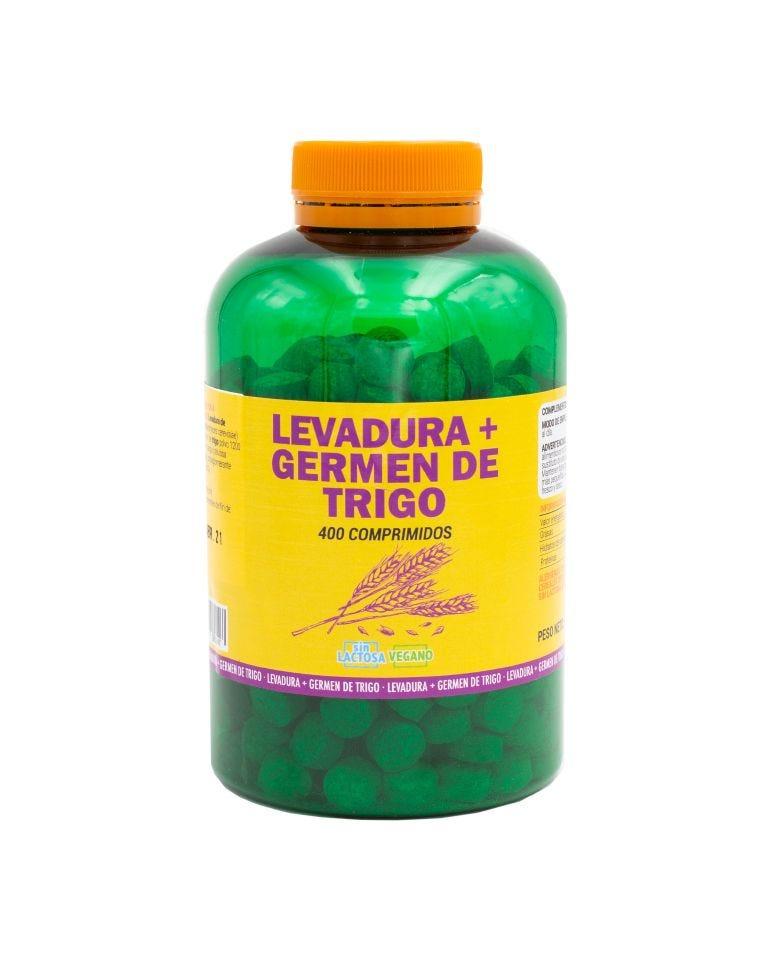 Levadura De Cerveza Y Germen De Trigo Terra Verda 400Uds